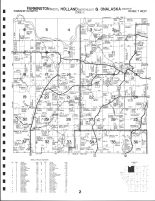 Farmington Township - West, Holland Township - Northeast, Onalaska Township - North, La Crosse County 1983